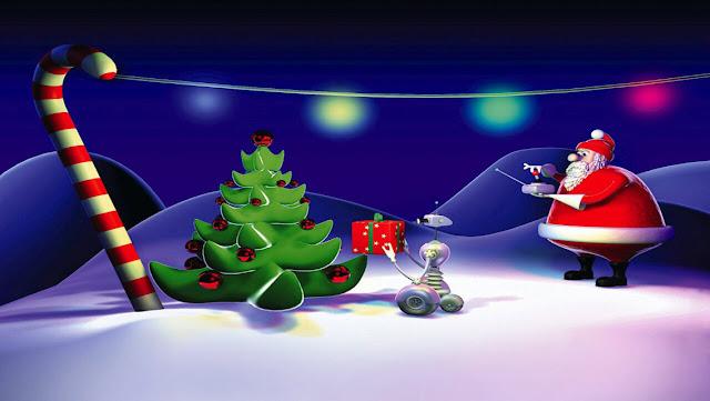 Christmas For Iphone Wallpaper: Free Christmas 2012 Santa Claus HD