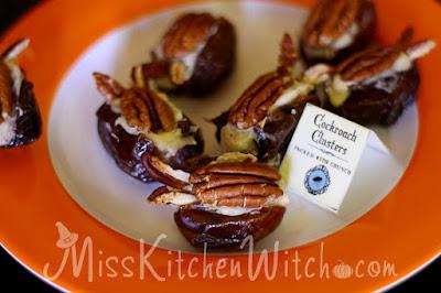 Honeyduke's Cockroach Clusters - 13 Vegan Harry Potter Recipes RoundUp