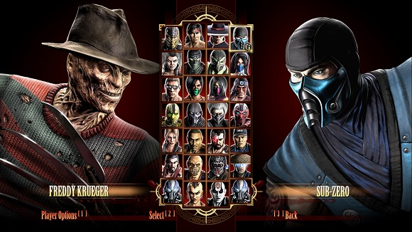Mortal kombat limited edition.