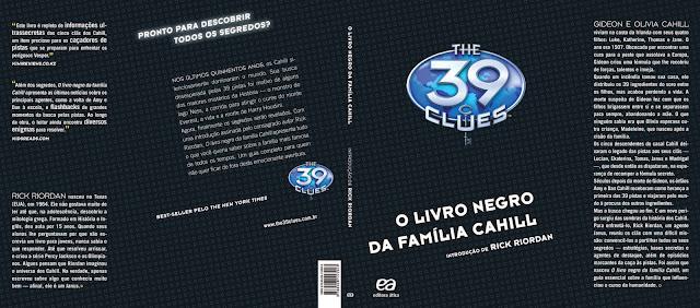 News: O Livro Negro, The 39 Clues. 18