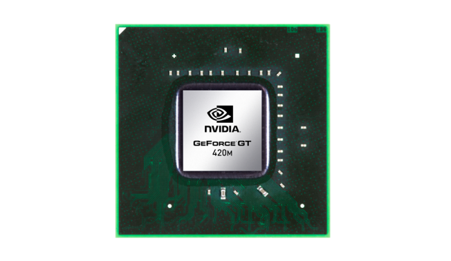 Nvidia GeForce GT 420M Driver Download
