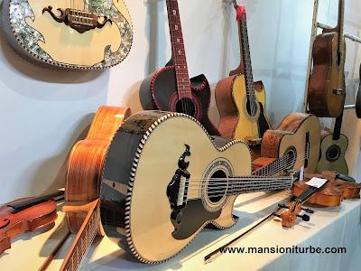 Musical Instruments of Paracho, Michoacán