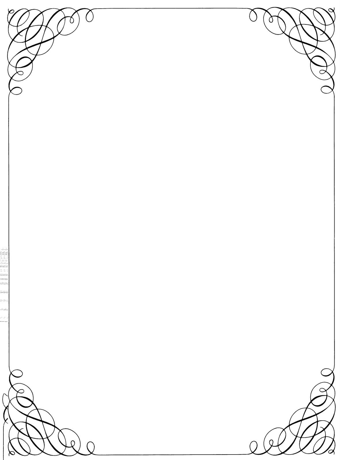 free victorian clip art frames - photo #43