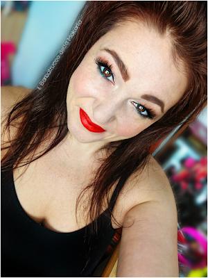 sclerossetto: Lipstick - rossetto Dragon fire - Diva Crime Nabla Cosmetics