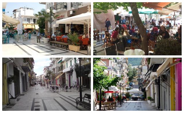 Ηγουμενίτσα: Ο Δήμος ξεκινάει να ξηλώνει αυθαίρετες καταλήψεις από τραπεζοκαθίσματα