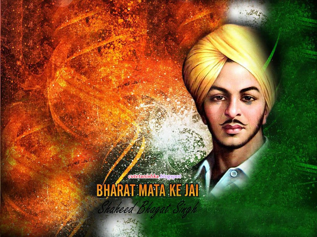Bhagat Singh Photo Hd Wallpaper: Shaheed Bhagat Singh HD Wallpapers Download