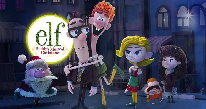 Elf Buddys Musical Christmas.Warner Bros Announces Elf Buddy S Musical Christmas On Dvd