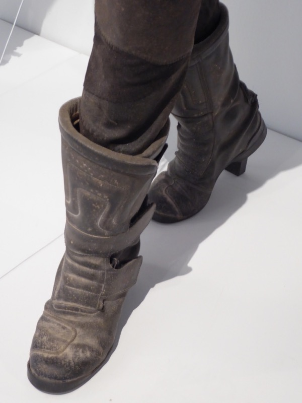 Mad Max: Fury Road Furiosa costume boots