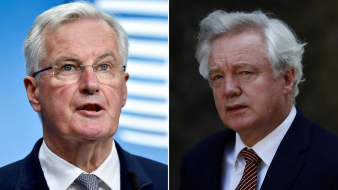 UK to agree Brexit divorce bill before trade talks - EU sources