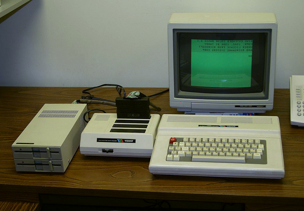 history of computer generation
