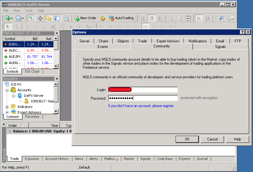 Перезагрузка vps сервера instaforex форекс запрещен украине
