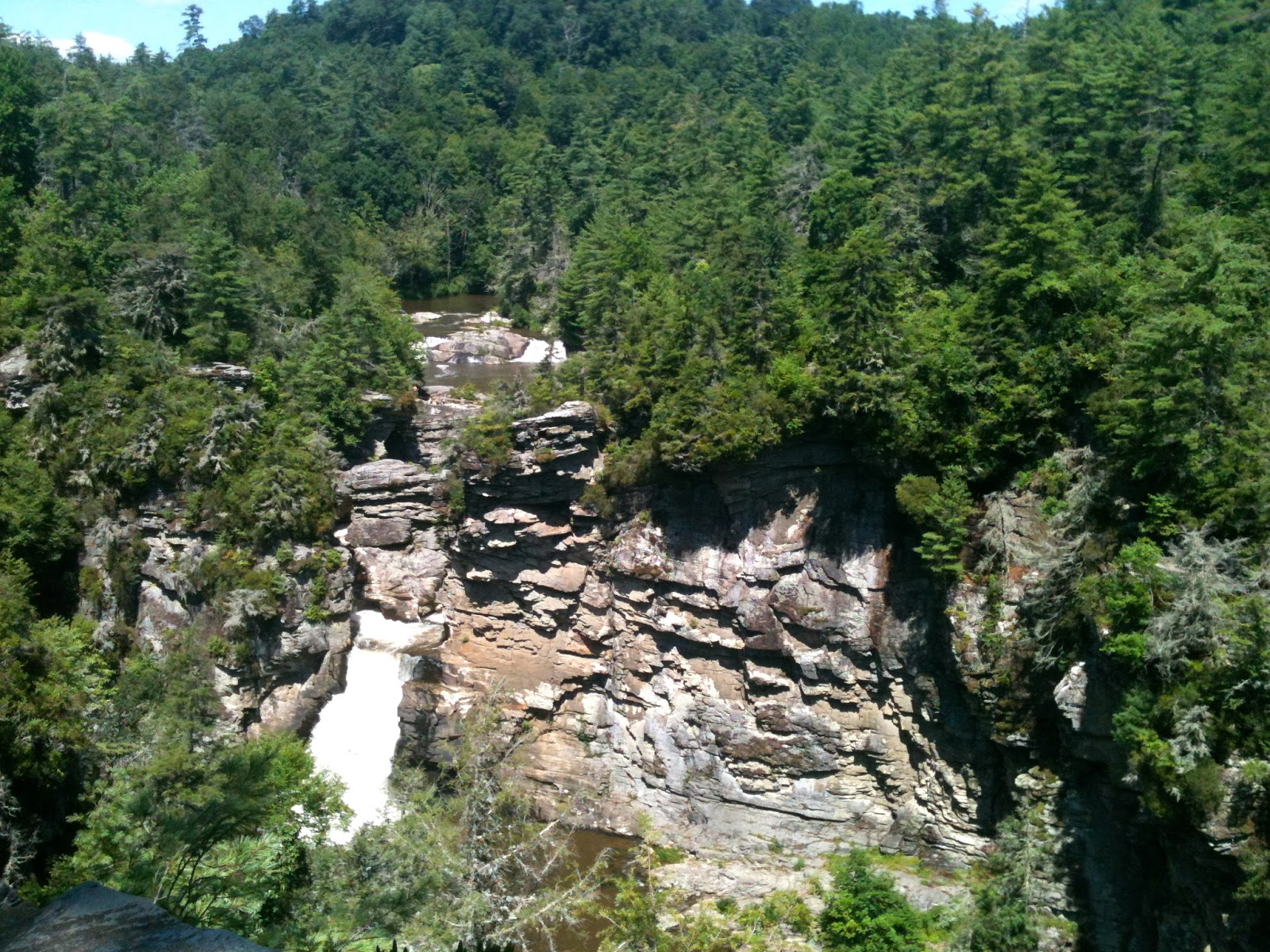 Linville Falls, Blue Ridge Parkway, NC