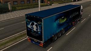 Avatar trailer skin mod