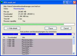 Cara Mudah Mempercepat Download Di IDM