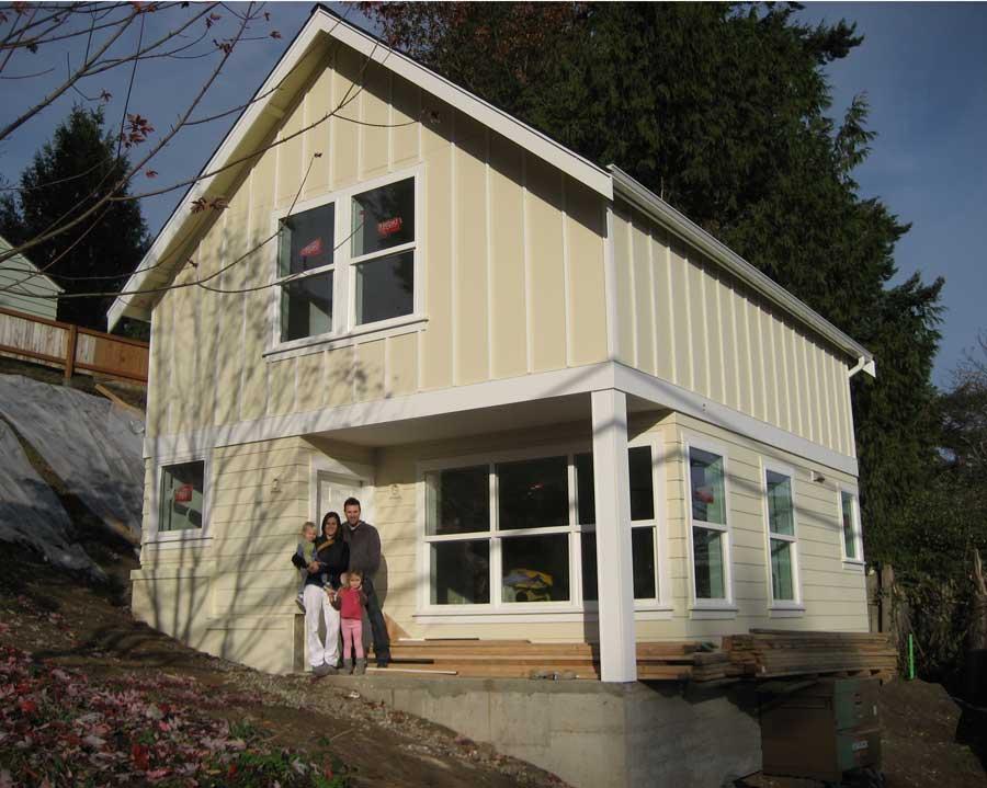 Backyard cottage blog november 2012 for Cottage construction costs