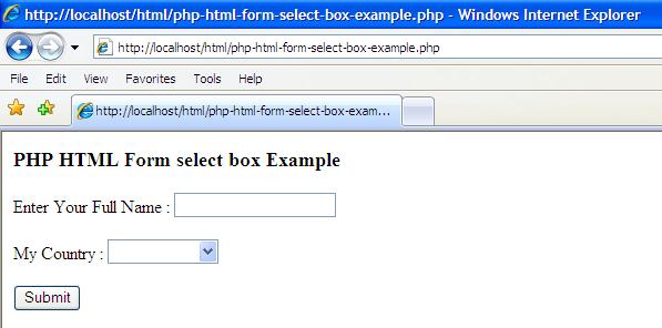 emanpredis - Download html form select options