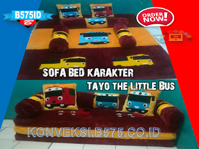 Sofa Bed Karakter