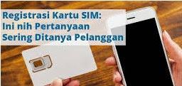 Cara Mudah Registrasi Kartu Perdana Tanpa NIK Kartu Keluarga