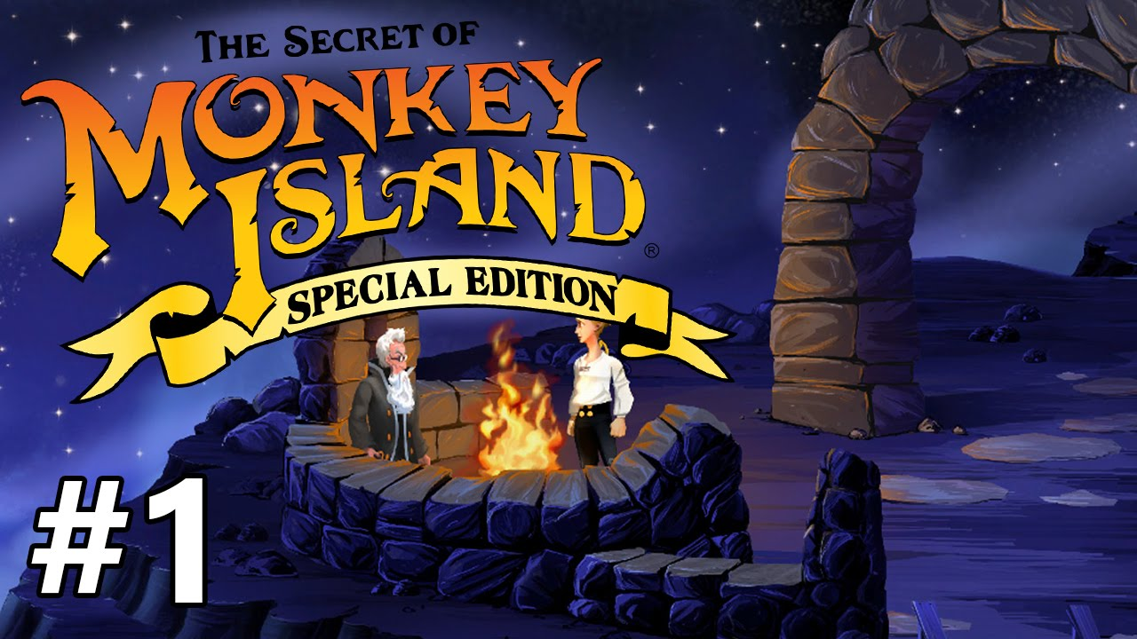 the secret of monkey island download full game