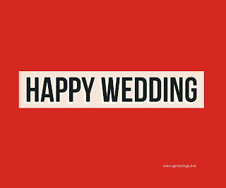 Happy wedding day greetings images