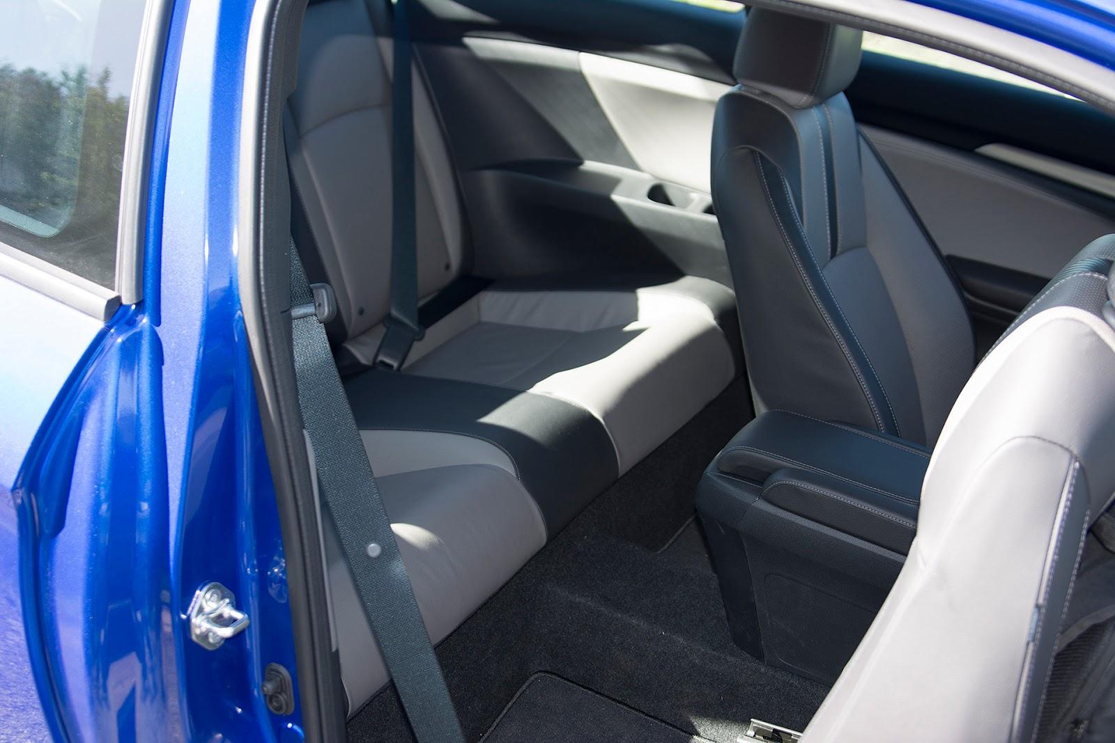 Đánh giá xe Honda Civic Coupe 2016 - Chiếc coupe giá rẻ cực hấp dẫn