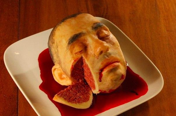 Шокирующие торт