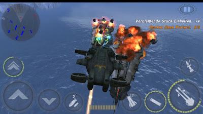 GUNSHIP BATTLE : Helicopter 3D Apk Data