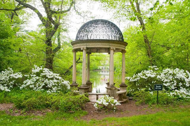 Old Westbury gardens, NY
