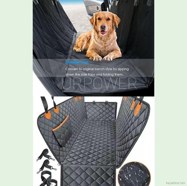 Urpower Dog's Hammock Car Seat Cover