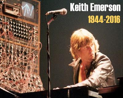 Keith Emerson y sus teclados