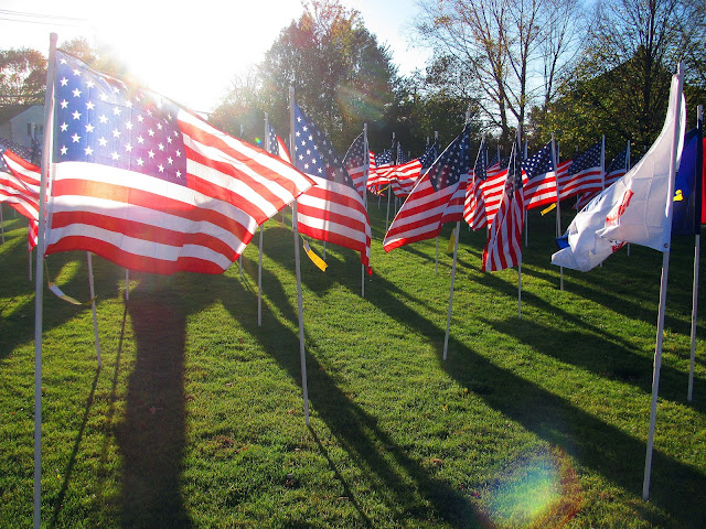 Honoring-Our-Veterans-Field-of-Honor-2012