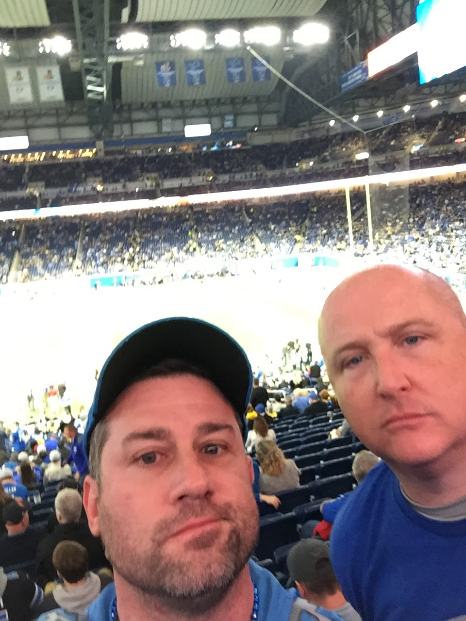 Detroit Lions 345 15: Scenes from the Roar Zone vs. Steelers. Lions lose third straight home game