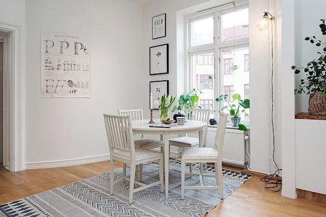 Căn hộ 42m² đẹp từng milimet với phong cách Scandinavia