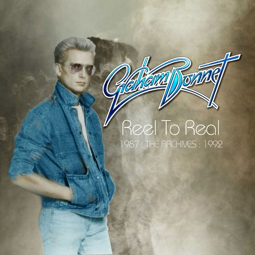GRAHAM BONNET - Reel To Real - The Archives [3-CD Unreleased Remastered Box Set] full