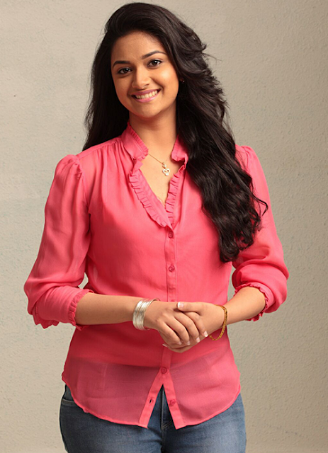 Keerthy Suresh Family Husband Parents children's Marriage Photos