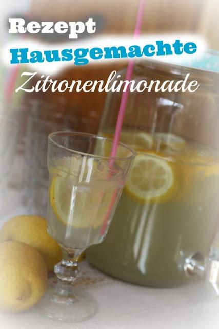 Rezept für Zitronenlimonade