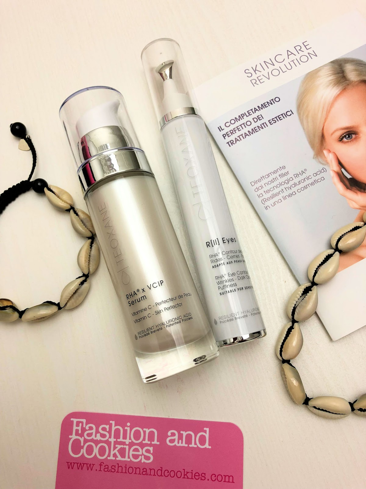 Teoxane Skincare Revolution le migliori creme antirughe on Fashion and Cookies beauty blog,  beauty blogger