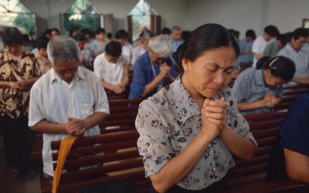 Khawatir Akan Perkembangan Kekristenan, Pemerintah China Tangkap para Pendeta