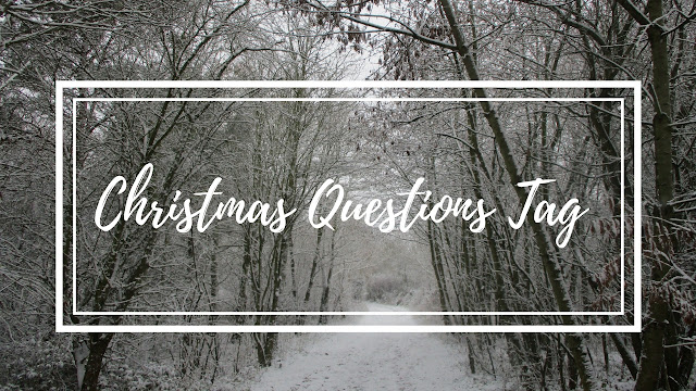 The Christmas Questions Tag