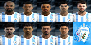 Facepack Londrina Pes 2013 By Leandro PAIVA