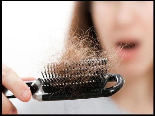 تساقط الشعر عند المرأة !! الاسباب والعلاج - الجنان