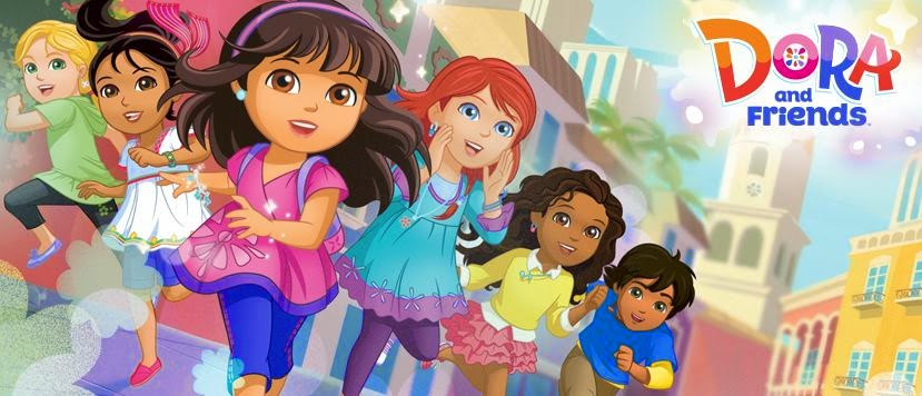A Geek Daddy Nickelodeon Misses The Mark With New Dora Reboot