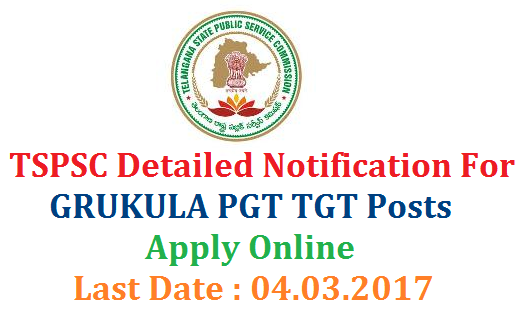 Gurukula PGT TGT TSPSC Detailed Notification-Schedule for One Time Registration Apply Online Preliminary and Main Examnations  COMPUTER BASED RECRUITMENT TEST (CBRT) or OFFLINE OMR Applications are invited Online from qualified candidates through the proforma Application to be made available on Commission's WEBSITE (www.tspsc.gov.in) to the post of Post Graduate Teachers in Residential Educational Institutions Societies gurukula-pgt-tgt-tspsc-detailed-notification-schedule-one-time-registration-apply-online-crbt
