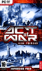 high treason box - Act Of War High Treason RELOADED