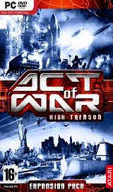 high treason box - Act Of War High Treason RELOADED