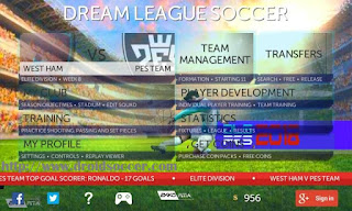 DLS Mod PES 2018 by Ekko Rma Apk + Data Obb