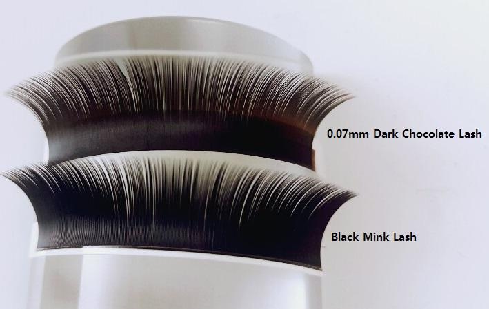 Beauty Farmers U shaped crystal volume lash holder for volume lashes
