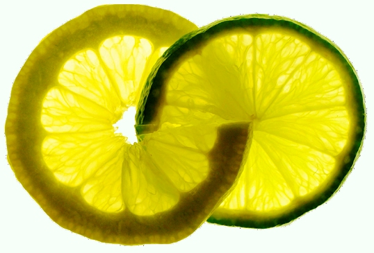 Lemons and limes