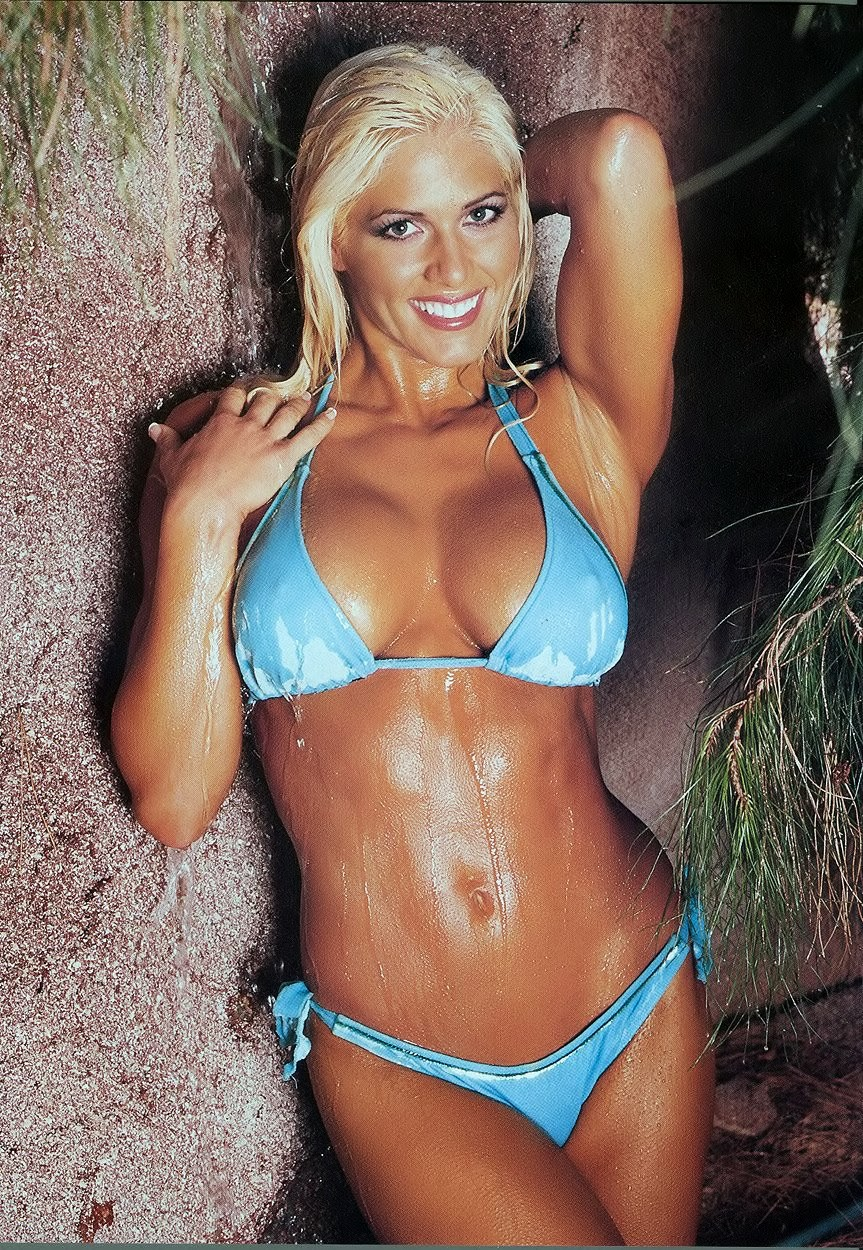 Opinion already torrie wilson bikini
