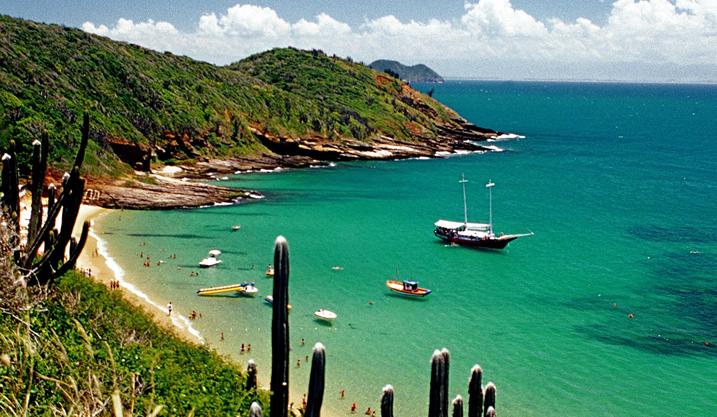 Playas de Brasil  Original text